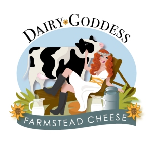 Dairy Goddess Logo