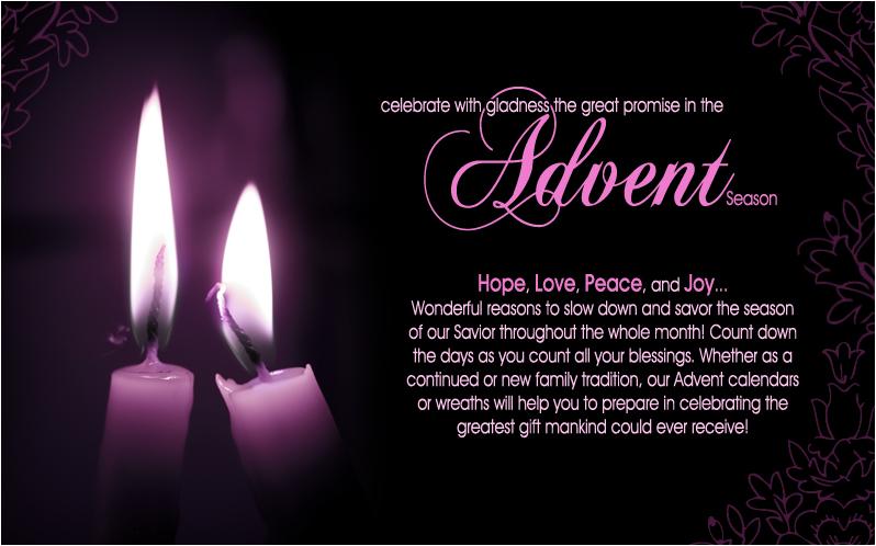 3rd week of advent prayer. Black Bedroom Furniture Sets. Home Design Ideas